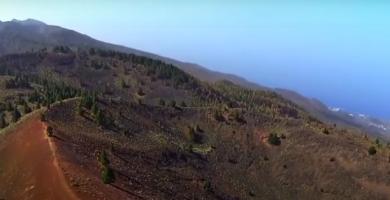 Volcán de Cumbre Vieja, La Palma